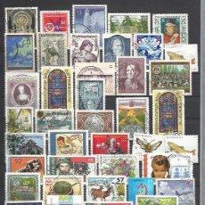 Sellos: G255-LOTE SELLOS AUSTRIA SIN TASAR,ANTIGUOS,MODERNO,SIN TASAR,IMAGEN REAL,BONITOS.ALTO VALOR EN CONJ. Lote 94437678