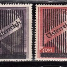 Sellos: 1945 YVERT Nº 549 , 550 , 551 , 552 , MHN. Lote 95234879