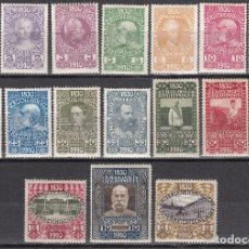 Sellos: 1910 YVERT Nº 119 / 135 MH . Lote 95235791