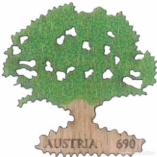 Sellos: AUSTRIA 2017 - EICHE. Lote 95420178