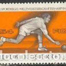 Sellos: SELLO NUEVO AUSTRIA, YT 1341. Lote 95422327