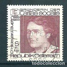 Sellos: YT 1558 AUSTRIA 1983. Lote 115332314