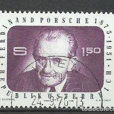 Timbres: AUSTRIA - 1975 - MICHEL 1491 - USADO. Lote 105250459