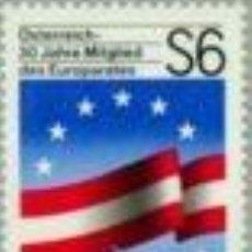 Sellos: SELLO USADO DE AUSTRIA, YT 1671. Lote 109552407