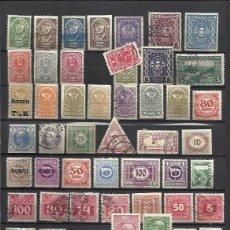Sellos: G354-LOTE SELLOS ANTIGUOS CLASICOS AUSTRIA,CON UNOS POCOS AMORTIZA,SIN TASAR,VEA. ******************. Lote 119557103