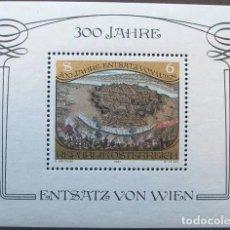 Sellos: SELLOS - AUSTRIA 1983 300 AN. BL. MNH. Lote 128484223