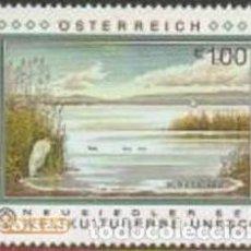 Sellos: SELLOS - AUSTRIA 2003 PATOS LAGO EGRET 1S. MNH. Lote 128484407