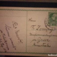 Sellos: AUSTRIA, ENTERO POSTAL FRANCISCO JOSÉ, MATASELLOS LUISSINPINCOL23/06/14. Lote 131484946