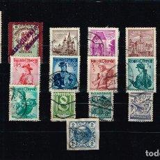 Sellos: LOTE SELLOS REPUBLICA OSTERREICH USADOS. Lote 133681950