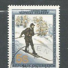 Sellos: YT 1827 AUSTRIA 1990. Lote 151248469