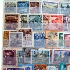 Sellos: LOTE SELLOS DE AUSTRIA APROX 160 ITEMS VARIADO. Lote 142707678