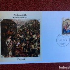 Sellos: SOBRE EMISION SELLOS AUSTRIA DE 1978. Lote 151388562