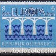 Sellos: SELLO NUEVO DE AUSTRIA, YT 1601. Lote 151424090