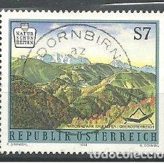 Sellos: YT 2071 AUSTRIA 1998. Lote 156894092