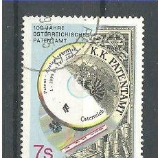 Sellos: YT 2106 AUSTRIA 1999. Lote 156895889