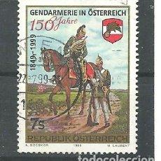 Sellos: YT 2118 AUSTRIA 1999. Lote 156896020