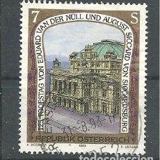 Sellos: YT 1915 AUSTRIA 1993. Lote 156891773