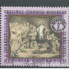 Sellos: YT 1823 AUSTRIA 1990. Lote 156892778