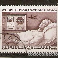 Timbres: AUSTRIA. 1972. YT 1214. Lote 158853510