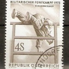 Timbres: AUSTRIA. 1973. YT 1247. Lote 158856038
