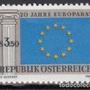 Sellos: AUSTRIA. 1969 YVERT Nº 1122 /**/ . Lote 163522366
