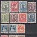 Sellos: AUSTRIA-HUNGRÍA, 1916-1918 VARIOS SELLOS . Lote 165256670