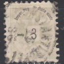 Sellos: AUSTRIA - LEVANTE, 1883-86 YVERT Nº 9. Lote 165257734