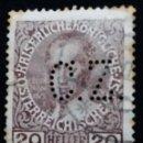 Sellos: AUSTRIA, OSTERREICH, 20 HELLER, FERDINABDUS I, AÑO 1913.. Lote 165535190