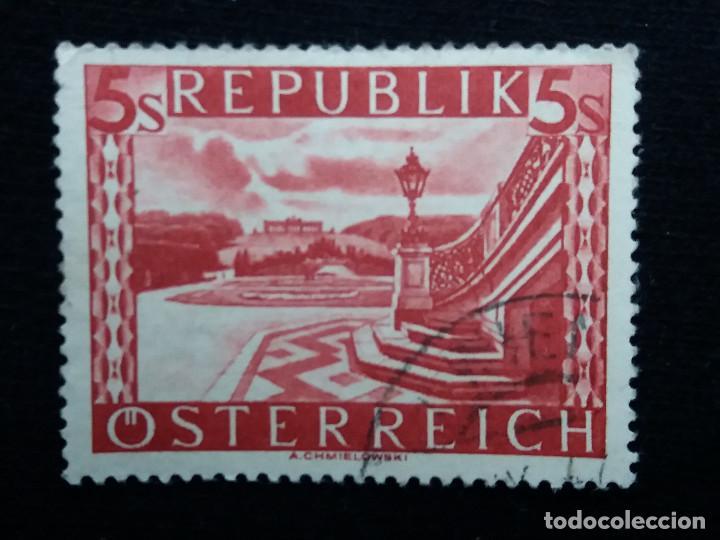 AUSTRIA, OSTERREICH, 5S, AÑO 1958. NUEVO (Sellos - Extranjero - Europa - Austria)