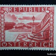 Sellos: AUSTRIA, OSTERREICH, 5S, AÑO 1958. NUEVO. Lote 165777550