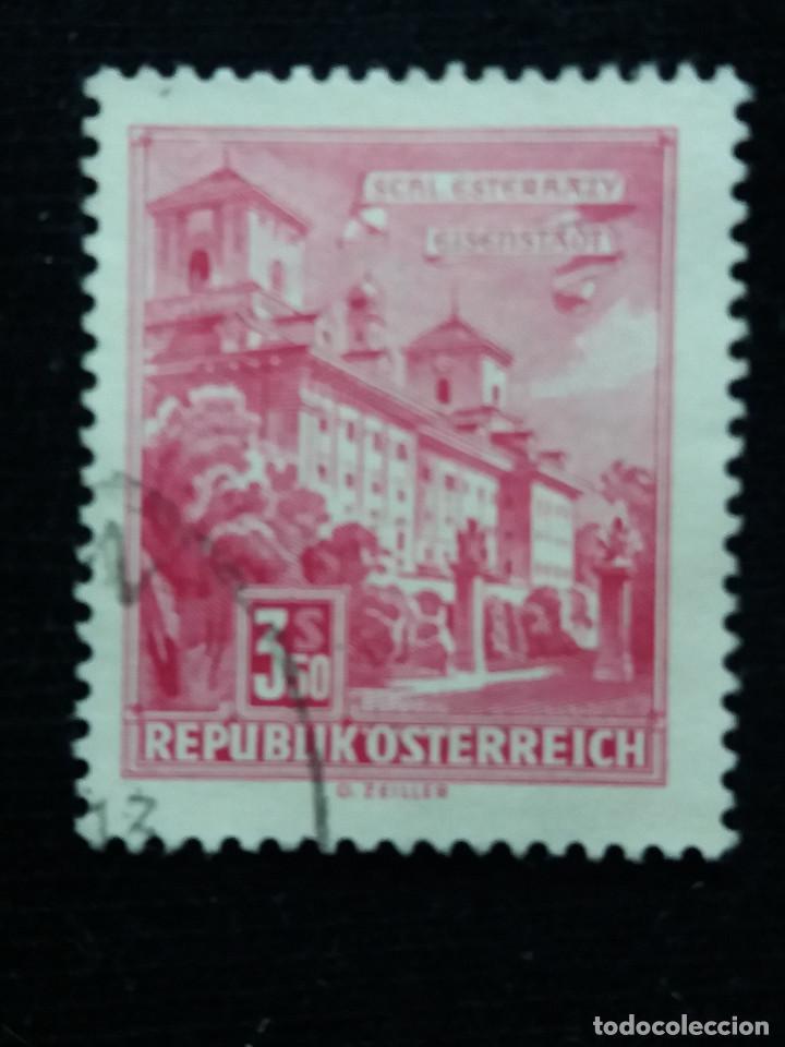 AUSTRIA, OSTERREICH, 3,50 S, AÑO 1950. (Sellos - Extranjero - Europa - Austria)