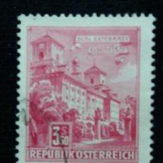 Sellos: AUSTRIA, OSTERREICH, 3,50 S, AÑO 1950.. Lote 165778422