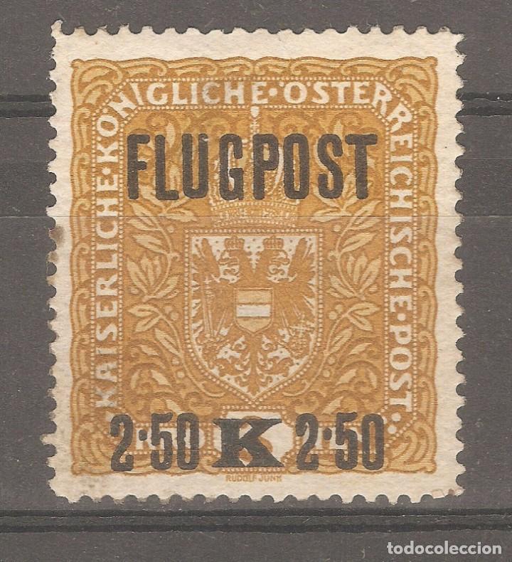 AUSTRIA,1918,CAT.YT.PA 2.NUEVO,GOMA ORIGINAL ,CON FIJASELLOS. (Sellos - Extranjero - Europa - Austria)