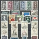 Sellos: AUSTRIA - 1969 - MICHEL 1284/1319** MNH (AÑO COMPLETO) (VALOR DE CATALOGO.- 20.00€). Lote 166942136