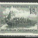 Sellos: AUSTRIA - 1954 - MICHEL 1010* MH. Lote 166944578