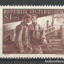 Sellos: AUSTRIA - 1955 - MICHEL 1019* MH. Lote 166944596
