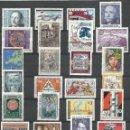 Sellos: AUSTRIA - 1978 - MICHEL 1566/1596** MNH (AÑO COMPLETO) (VALOR DE CATALOGO.- 30.00€). Lote 167357254