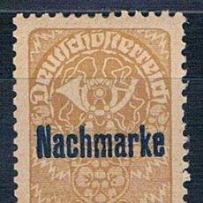 Sellos: AUSTRIA 1921 SERIE MH* MICHEL P102. Lote 171460492