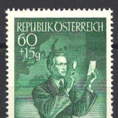 Sellos: AUSTRIA, 1951 YVERT Nº 792 /**/, SIN FIJASELLOS . Lote 178953353