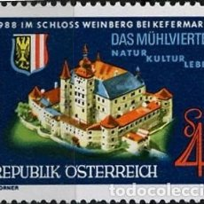 Sellos: SELLO NUEVO DE AUSTRIA, YT 1753. Lote 180223298