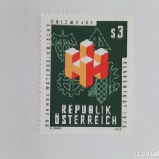 Sellos: AÑO 1976 AUSTRIA SELLO USADO. Lote 180406295