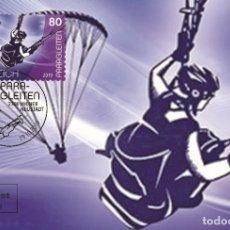 Sellos: AUSTRIA 2019 - SPORT AND AIR MAXIMUM CARD. Lote 183333753