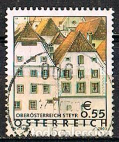 AUSTRIA Nº 2454, VACACIONES EN AUSTRIA, USADO (Sellos - Extranjero - Europa - Austria)