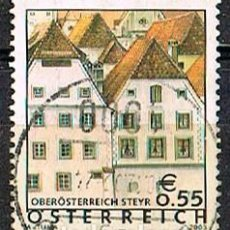 Sellos: AUSTRIA Nº 2454, VACACIONES EN AUSTRIA, USADO. Lote 184565855
