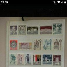 Sellos: SELLOS DE AUSTRIA 1970 COMPLETO. Lote 275309403