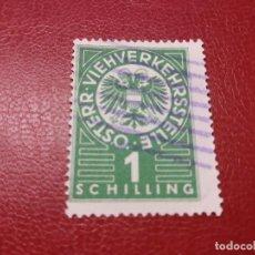 Sellos: AUSTRIA TASA.. Lote 195511726