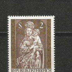 Sellos: AUSTRIA YVERT NUM. 1300 ** SERIE COMPLETA SIN FIJASELLOS. Lote 224981465