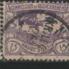 Sellos: LOTE G-SELLOS SILESIE. Lote 195555122