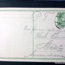 Sellos: AUSTRIA, ENTERO POSTAL DE 1915,. Lote 196591206