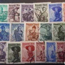 Sellos: SELLOS DE AUSTRIA USADOS C146. Lote 197613997